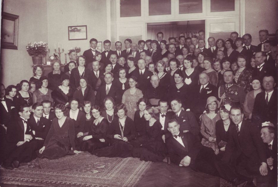 Studenci polscy w Rydze, Stowarzyszenie Akademickie