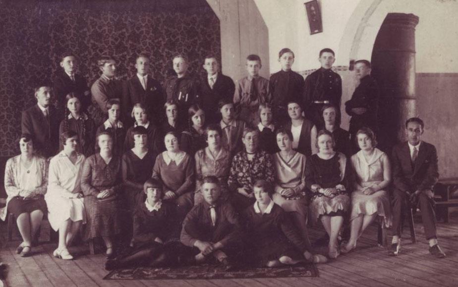 Szkoła podstawowa w Dyneburgu