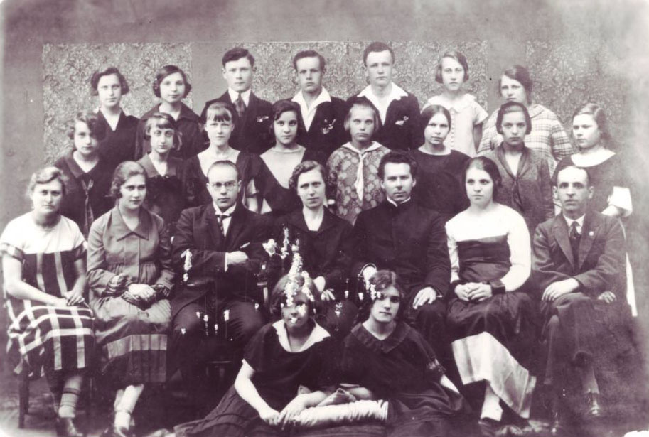 Szkoła Polska w Lipawie
