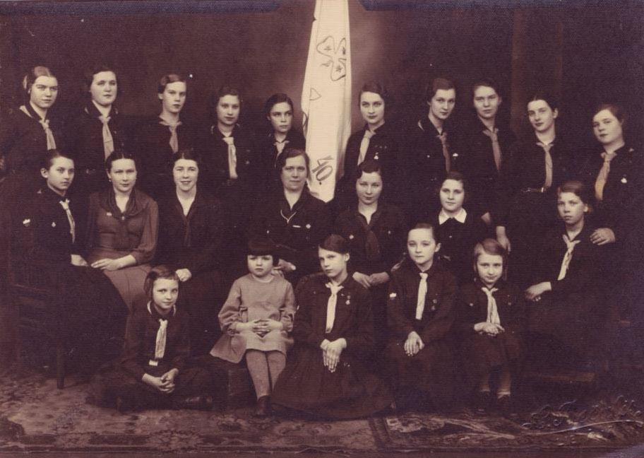 Harcerstwo polskie w Lipawie