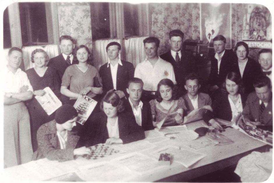 Młodzież polska w Lipawie