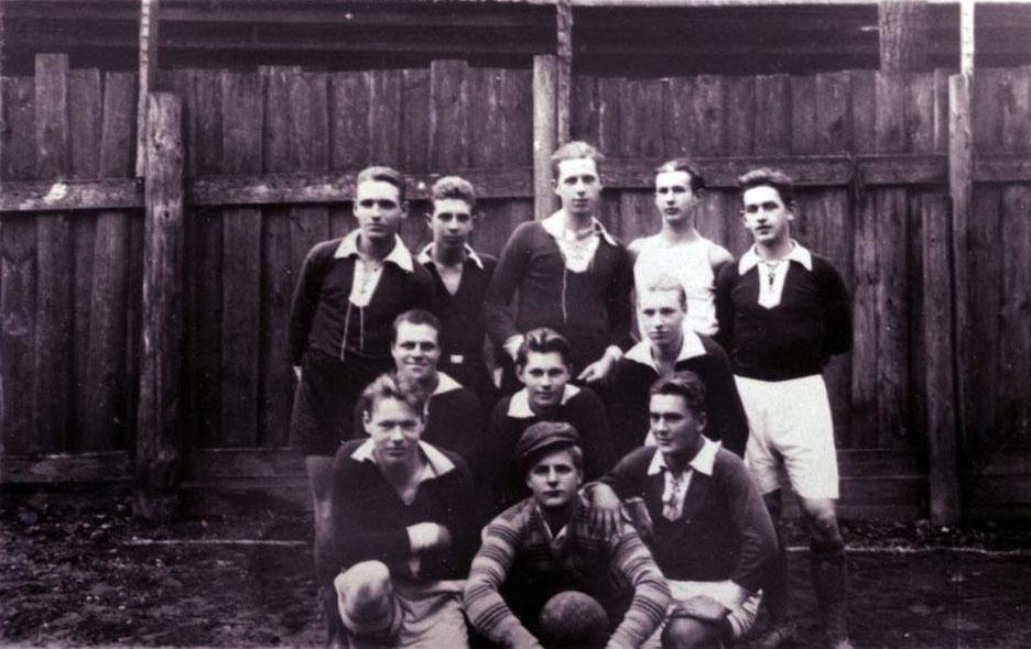 Polscy sportowcy w Dyneburgu