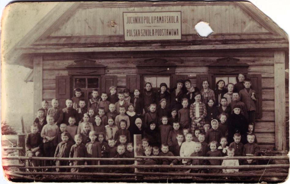 Szkoła Polska w Juchnikach