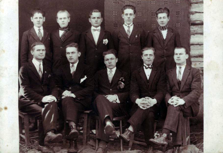 Orkiestra polska w Juchnikach
