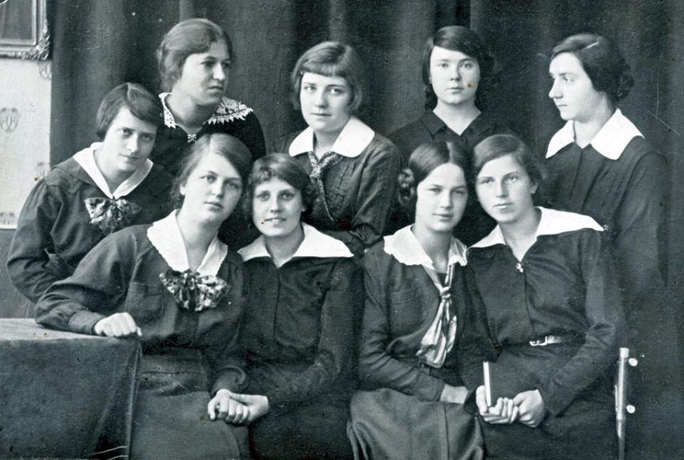 Prywatne 8 klasowe Gimnazjum Żeńskie Anny Jastrzębskiej