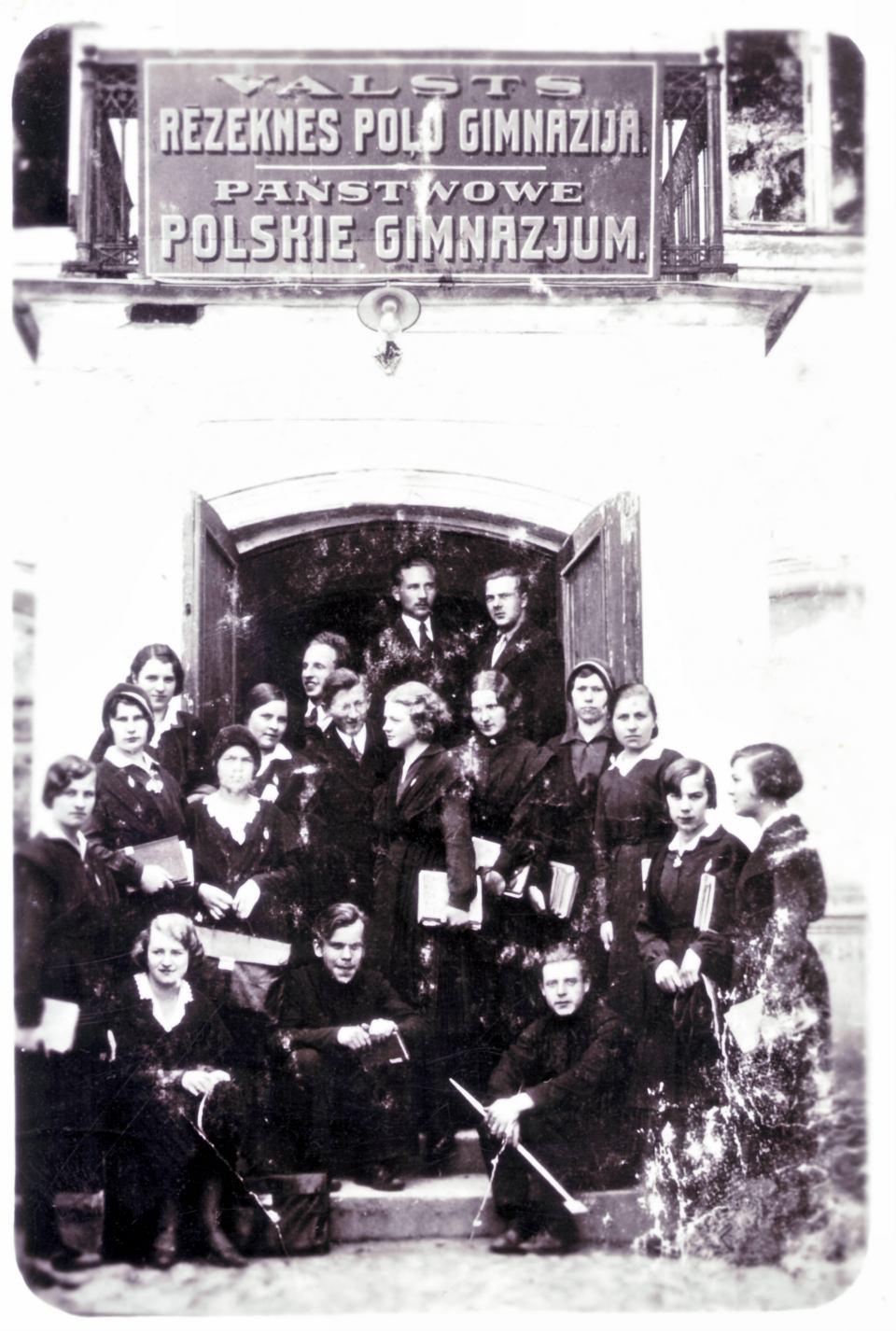 Gimnazjum Polskie w Rzeżycy