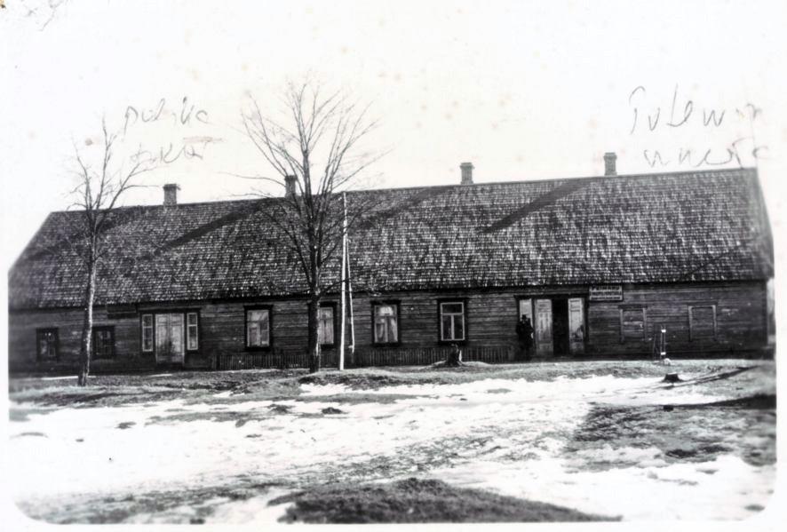 Szkoła polska w Fejmanach