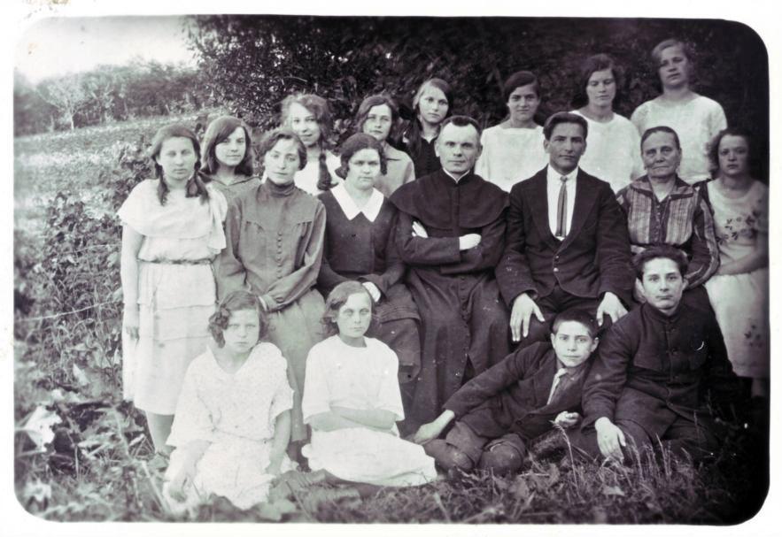 Szkoła polska w Posiniu