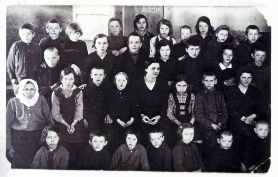 Szkoła polska w Janopolu