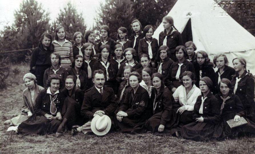 Polskie drużyny harcerskie