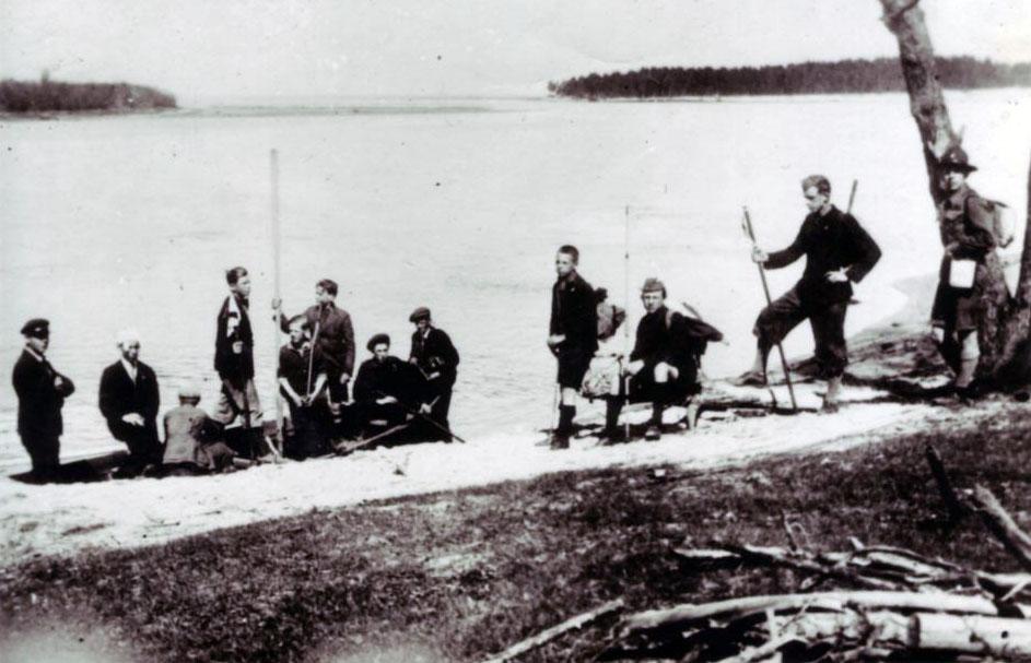 Polskie drużyny harcerskie: Morska 16-tka